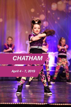 Chatham: April 4 - 7