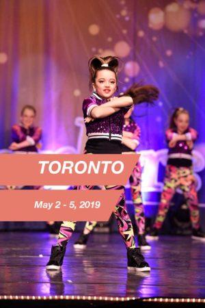 Toronto: May 2 - 5